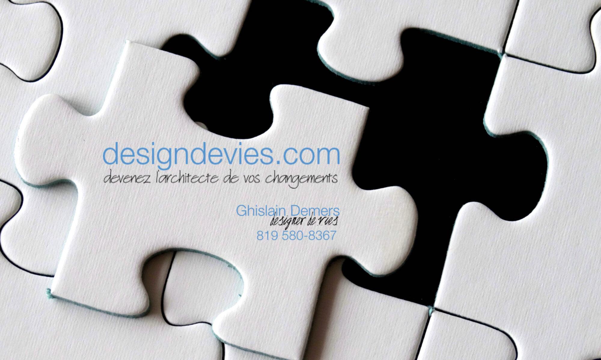 Design de vies